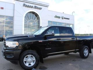 Used 2019 RAM 3500 Tradesman for sale in Peace River, AB