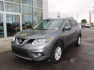 Used 2016 Nissan Rogue 360 BACKUP CAMERA LEATHER HEATED SEATS NAV!! for sale in Edmonton, AB