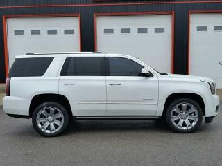 Used 2017 GMC Yukon Denali 4x4 for sale in Jarvis, ON