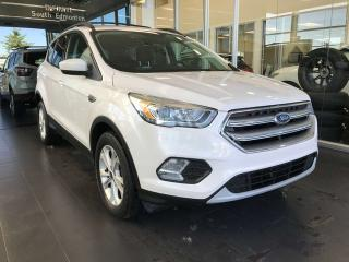 Used 2017 Ford Escape SE 4WD, POWER HEATED SEATS, BACK-UP CAMERA, NAVI for sale in Edmonton, AB