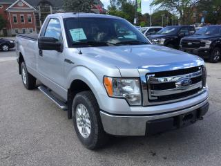 Used 2014 Ford F-150 XLT | 4X4 | Accident Free | Tonneau Cover for sale in Harriston, ON