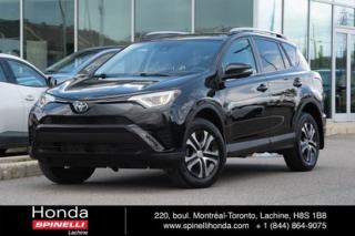 Used 2017 Toyota RAV4 DEAL PENDING LE BAS KM BLUETOOTH FWD BAS KM BLUETOOTH CRUISE for sale in Lachine, QC