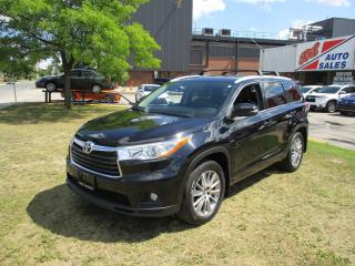 Used 2016 Toyota Highlander XLE ~ AWD ~ NAV ~ BACK UP CAM for sale in Toronto, ON