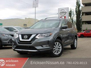 Used 2019 Nissan Rogue SV Engine Remote | Power Driver Seat | Lane Departure Warning for sale in Edmonton, AB