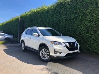 Used 2018 Nissan Rogue SV 4dr AWD Sport Utility for sale in Surrey, BC