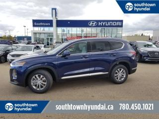 Used 2020 Hyundai Santa Fe Essential w/ SmartSense - 2.4L Adaptive Cruise/Lane Keep Assist/Forward Collision Avoidance for sale in Edmonton, AB