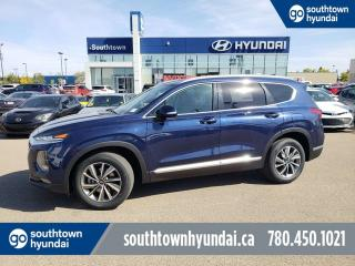 Used 2020 Hyundai Santa Fe Preferred - 2.0L Heated Steering, Heated Seats, Lane Departure Warning/Keep Assist for sale in Edmonton, AB