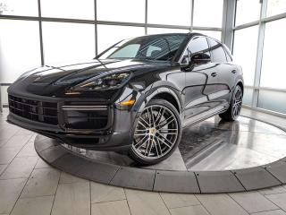 New 2019 Porsche Cayenne Turbo for sale in Edmonton, AB