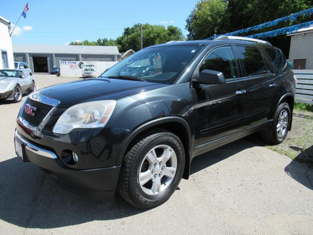 2012 GMC Acadia SLE1 *One Owner* Certified w/ 6 Month Warranty