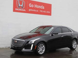 Used 2017 Cadillac CTS Sedan CTS for sale in Edmonton, AB