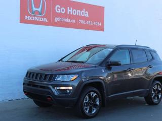 Used 2018 Jeep Compass TRAILHAWK AWD for sale in Edmonton, AB