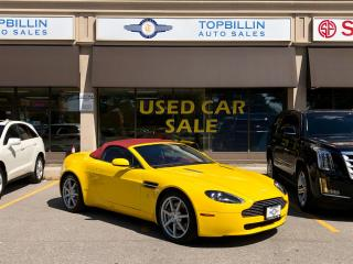 Used 2007 Aston Martin Vantage for sale in Vaughan, ON