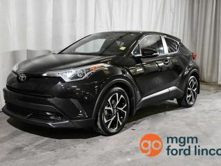 Used 2018 Toyota C-HR XLE for sale in Red Deer, AB