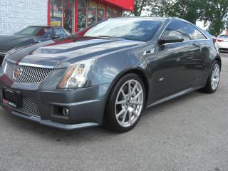 Used 2011 Cadillac CTS-V Coupe for sale in London, ON