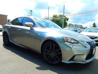 Used 2015 Lexus IS 250 AWD F-SPORT ***PENDING SALE*** for sale in Kitchener, ON