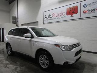 Used 2014 Mitsubishi Outlander SE V6 AWD **MAGS**SIEGES CHAUFFANTS**4X4 for sale in Mirabel, QC