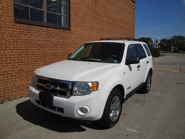 2008 Ford Escape XLT, V6, AWD