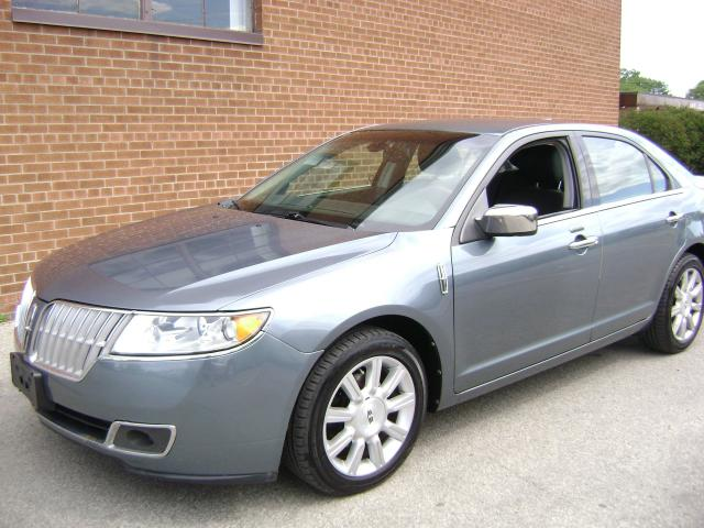 2011 Lincoln MKZ LEATHER NO ACCIDENTS SERVICE RECORDS