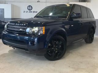Used 2012 Land Rover Range Rover Sport HSE LUX|NAV|BACK UP|HEATED STEER|BLK RIMS for sale in Oakville, ON