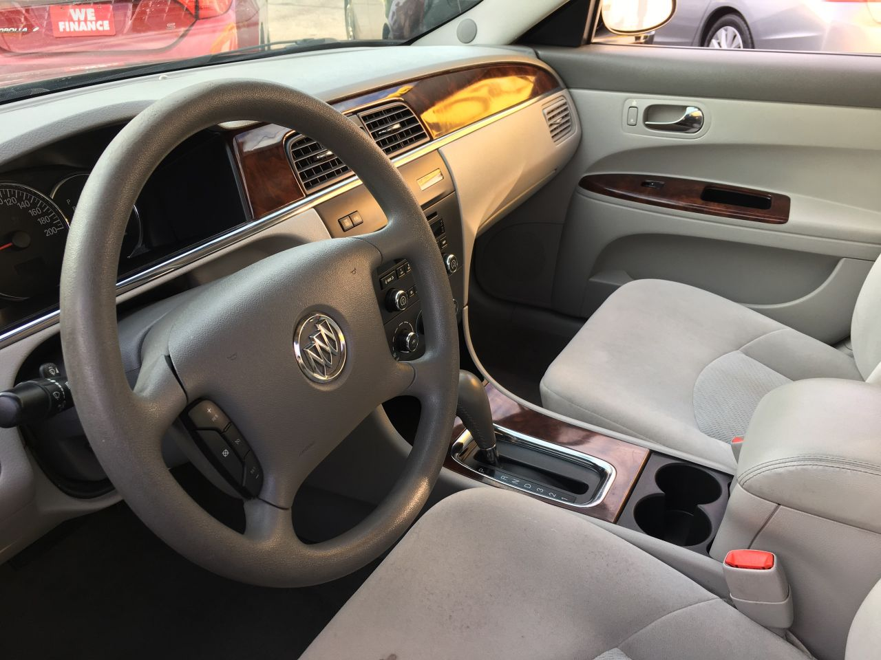 2009 Buick Allure