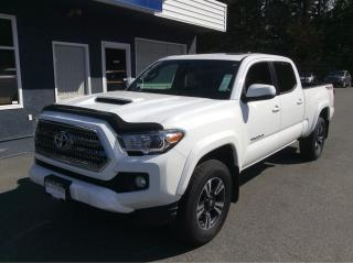 Used 2017 Toyota Tacoma TRD Sport for sale in Parksville, BC
