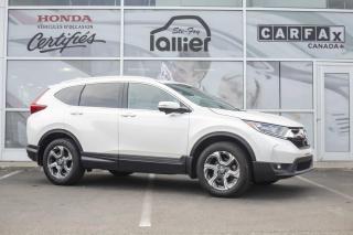 Used 2017 Honda CR-V EX-L AWD ***GARANTIE GLOBALE JUSQU'EN AV for sale in Québec, QC