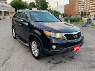 Used 2011 Kia Sorento EX for sale in York, ON