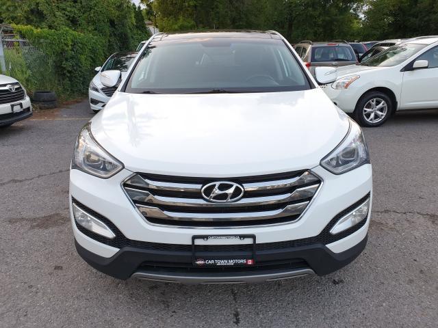 2013 Hyundai Santa Fe LIMITED Photo2
