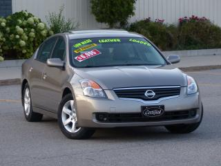 Used 2008 Nissan Altima LEATHER,SUNROOF,2.5SL,FULLY LOADED,DEALER-SERVICED for sale in Mississauga, ON
