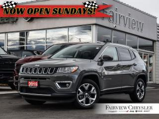 Used 2019 Jeep Compass Limited 4x4 l SOLD BY SHELDON THANK YOU!!! for sale in Burlington, ON