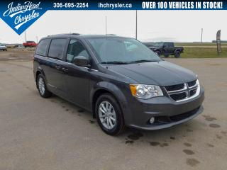 New 2019 Dodge Grand Caravan SXT Premium Plus | DVD | Cruise Control for sale in Indian Head, SK