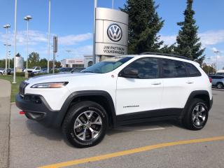 Used 2017 Jeep Cherokee 4X4 TRAILHAWK for sale in Surrey, BC