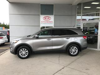 Used 2018 Kia Sorento LX 2.4L FWD - ONE OWNER, CARFAX CLEAN for sale in Kitchener, ON