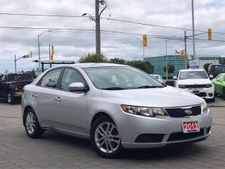 Used 2013 Kia Forte 2.0L EX for sale in Mississauga, ON