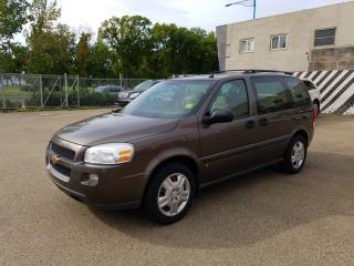 Used 2009 Chevrolet Uplander LS for sale in Edmonton, AB