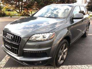 Used 2012 Audi Q7 3.0L TDI Premium S LINE NAVIGATION BACK UP CAM PUS for sale in Concord, ON