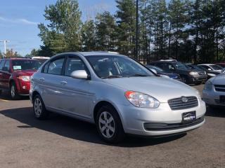 Used 2008 Hyundai Accent AUTO|1-OWNER|NO ACCIDENT|CERTIFIED|BY APPOINTMENT ONLY for sale in Newmarket, ON