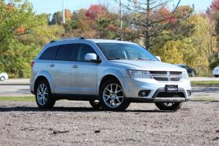 Used 2011 Dodge Journey CREW 7-PASSENGER|REMOTE START|CERTIFIED|BY APPOINTMENT  ONLY for sale in Newmarket, ON