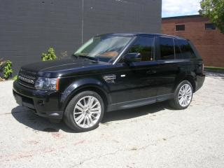 Used 2012 Land Rover Range Rover Sport 4WD 4DR HSE for sale in Richmond Hill, ON