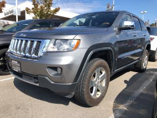 Used 2011 Jeep Grand Cherokee Overland for sale in Surrey, BC