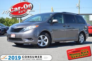 Used 2017 Toyota Sienna 2017 Toyota Sienna - 5dr 7-Pass FWD for sale in Ottawa, ON