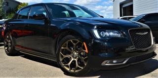 Used 2019 Chrysler 300 S|WARRANTY|PUSH START|HEATED SEATS|SUNROOF|APPLE CARPLAY for sale in Brampton, ON