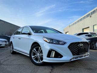 Used 2019 Hyundai Sonata SUNROOF|LEATHER|BLIND SPOTS|REAR VIEW CAMERA|ALLOYS!! for sale in Brampton, ON