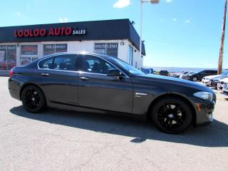 Used 2011 BMW 5 Series 535I xDrive Navigation Bluetooth Certified for sale in Milton, ON