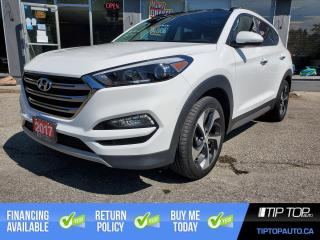 Used 2017 Hyundai Tucson SE 1.6 ** Leather, Sunroof, Bluetooth, AWD ** for sale in Bowmanville, ON