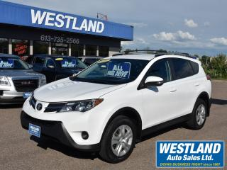 Used 2014 Toyota RAV4 LE AWD for sale in Pembroke, ON