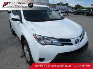 Used 2014 Toyota RAV4 | LOW KM | 6 SPEED | for sale in Toronto, ON