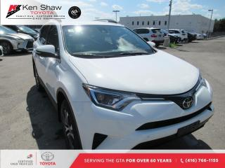 Used 2017 Toyota RAV4 | AWD | REAR PARKING CAM | HEATED SEATS | for sale in Toronto, ON