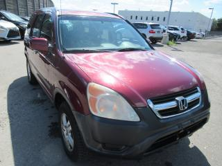 Used 2003 Honda CR-V 2003 Honda CR-V - 4WD EX Auto for sale in Toronto, ON