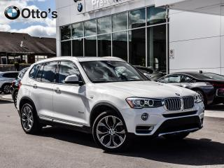 Used 2017 BMW X3 xDrive28i NAV, SUNROOF, LOADED for sale in Ottawa, ON